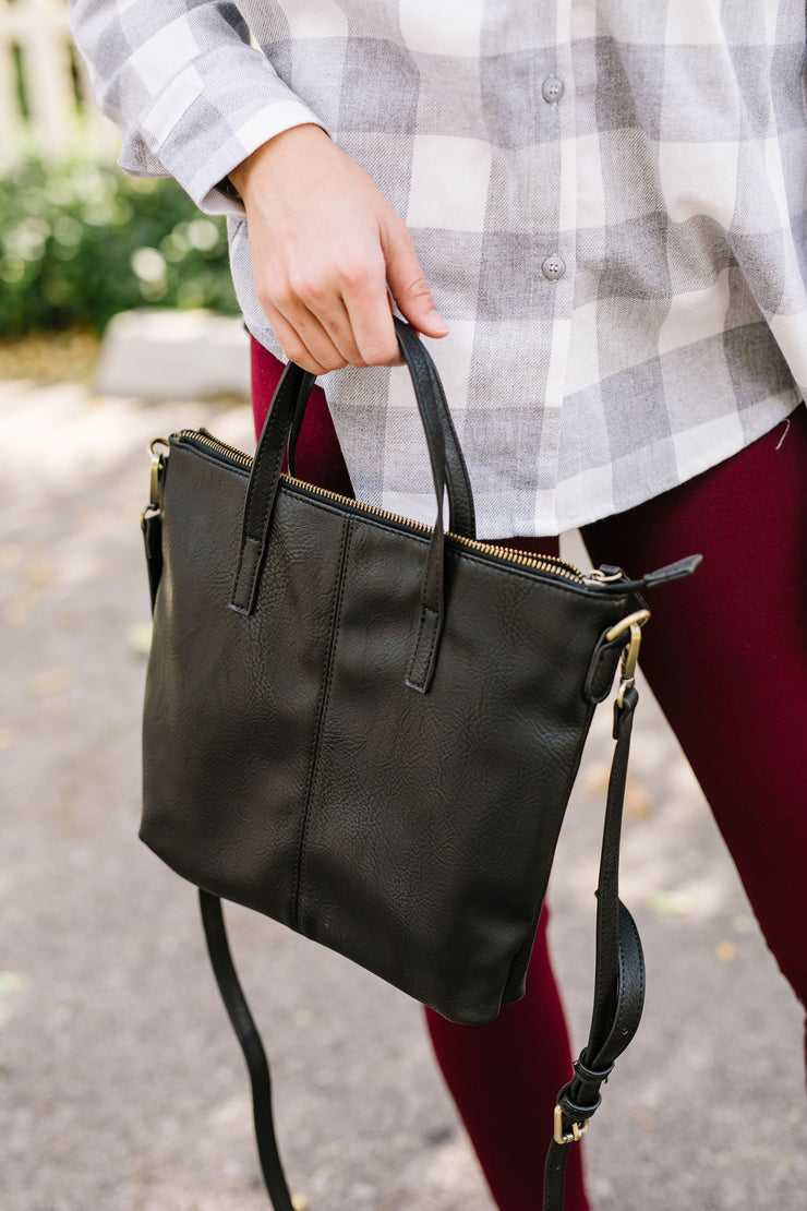 Totes Amazing Bag In Black