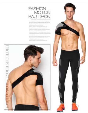 Shoulder Brace for Pain Relief
