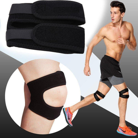Knee Brace Patellar Tendon Strap Torn Meniscus - EcoBraces®