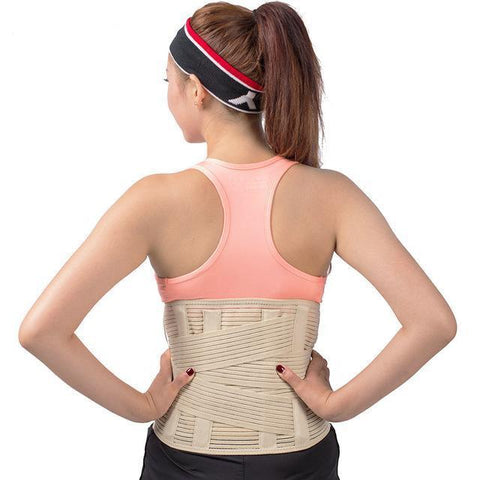 Strong Back Brace Support Belt - EcoBraces®