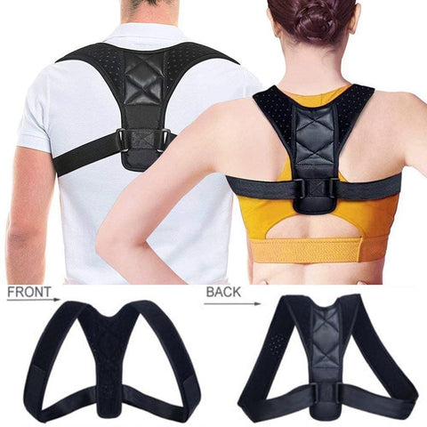 BodyWellness™ <br>Posture Corrector Back Brace <br>Clavicle Shoulder Support - EcoBraces®