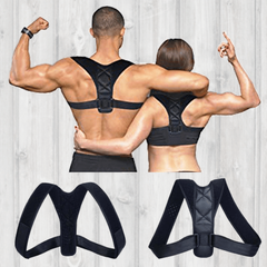 BodyWellness™ <br>Posture Corrector Back Brace <br>Clavicle Shoulder Support