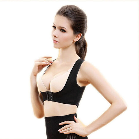 Women's Chest Support Shapewear - Posture Corrector Back Brace - EcoBraces®