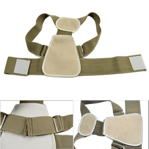 BodyWellness™ <br>Kid's Posture Corrector <br>For Teenagers / Young Adults - EcoBraces®