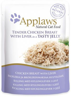 Applaws Cat Kana & Maksa Jelly 70 g