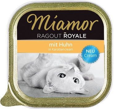 Miamor Ragout Royale Cream kana 100 g