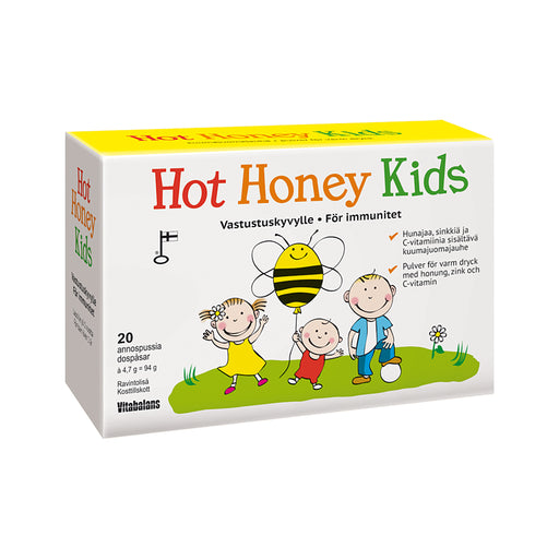 Hot Honey Kids 20 x 4,7 g