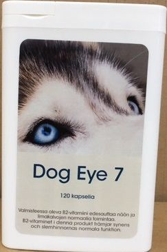Dog Eye 7 kapseli 120 kpl