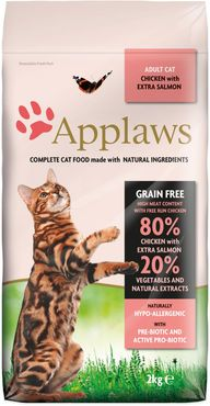 Applaws Cat Adult Chicken & Salmon 400 g