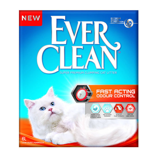 EverClean kissanhiekka 10 kg Fast Acting