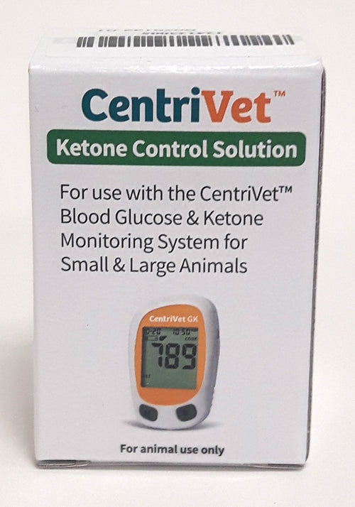Centrivet Ketone Control Solution 2 x 2 ml