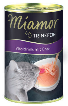 Miamor Trinkfein ankka 135ml