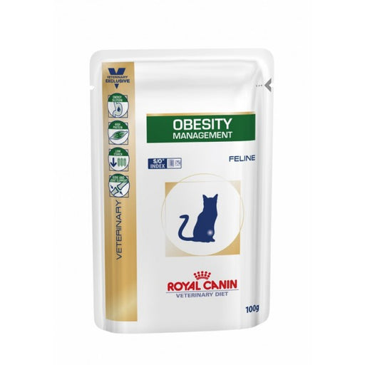 Royal Canin Feline Obesity Management Wet 12 x 100 g