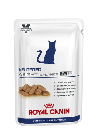 Royal Canin Feline Neutered Weight Balance Wet  100 g