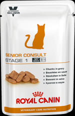 Royal Canin Feline Senior Consult Stage 1 Wet  12 x 100 g