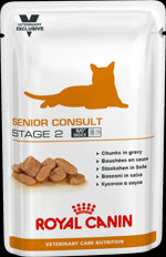 Royal Canin Feline Senior Consult Stage 2 Wet  12 x 100 g