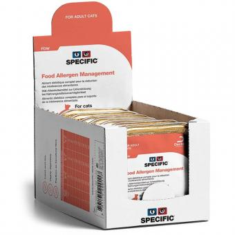 Specific FDW Food Allergen Management Wet 7 x 100 g