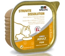 Specific FSW Struvite Dissolution Wet  7 x 100 g