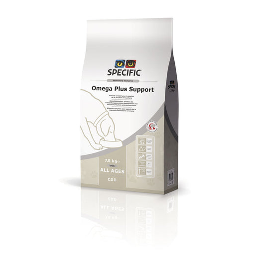 Specific COD Omega Plus Support Dry 7,5 kg