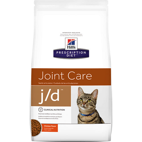 Hill's Feline j/d Joint Care Dry 2 kg