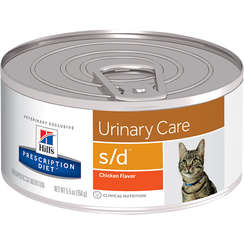 Hill's Feline s/d Urinary Care Wet 24 x 156 g