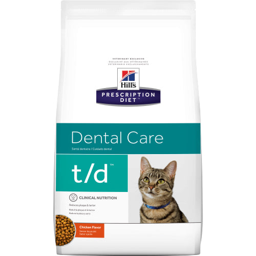 Hill's Feline t/d Dental Care Dry 5 kg