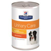 Hill's Canine c/d Urinary Care Wet 12 x 370 g