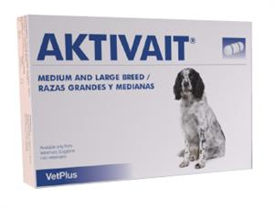 Aktivait Medium And Large Breed 60 kaps