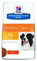 Hill's Canine c/d Urinary Care Dry 2 kg