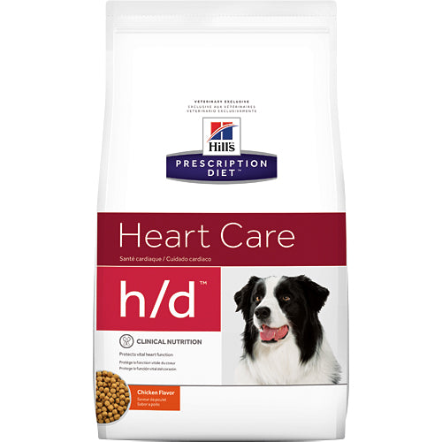 Hill's Canine h/d Heart Care Dry 5 kg