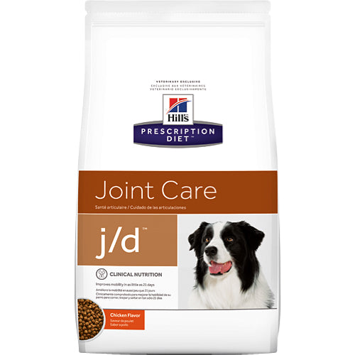 Hill's Canine j/d Joint Care Dry 2 kg
