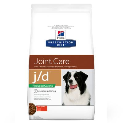 Hill's Canine j/d Joint Care Reduced Calorie Dry 4 kg