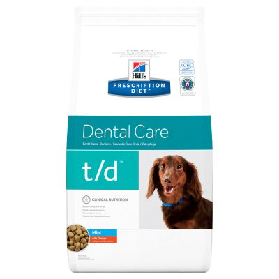 Hill's Canine t/d Dental Care Mini Dry 3 kg
