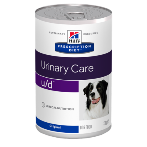 Hill's Canine u/d Urinary Care Wet 12 x 370 g