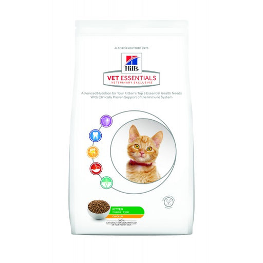 Hill's Vet Essentials Kitten Dry  3 kg