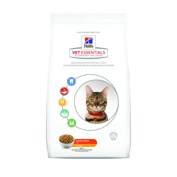 Hill's Vet Essentials Feline Young Adult Dry  3 kg