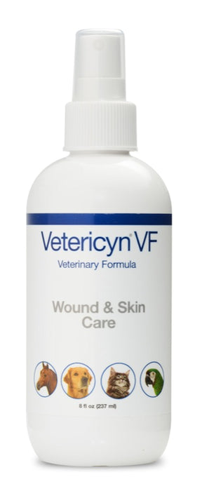 Vetericyn+ VF Wound & Skin Care haavasuihke 237 ml