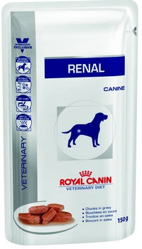 Royal Canin Canine Renal Wet 10 x 150 g