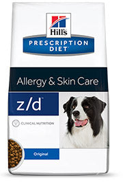 Hill's Canine z/d Food Sensitivities Dry 3 kg