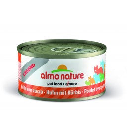 Almo Nature Legend kana & kurpitsa 70 g