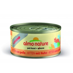 Almo Nature Legend kanaa kissanpennuille 70 g