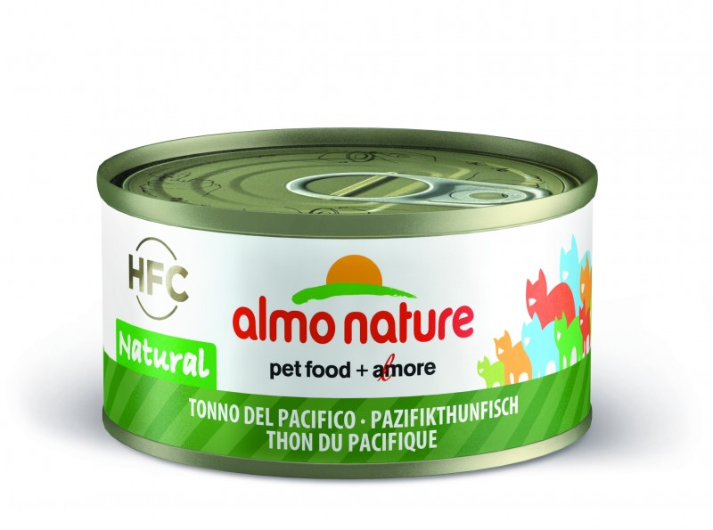 Almo Nature HFC Natural Tyynenmeren Tonnikala 70 g