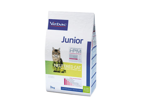 Virbac HPM Junior Neutered Cat 1,5 kg