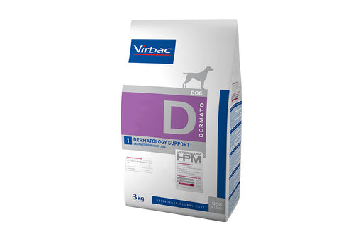 Virbac HPM Dermatology Support Dog 12 kg