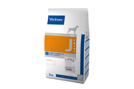 Virbac HPM Joint & Mobility Dog 3 kg