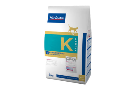 Virbac HPM Kidney Support Cat 3 kg