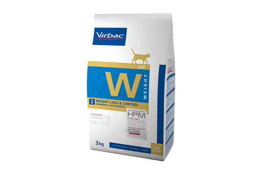 Virbac HPM Weight Loss & Control Cat 3 kg