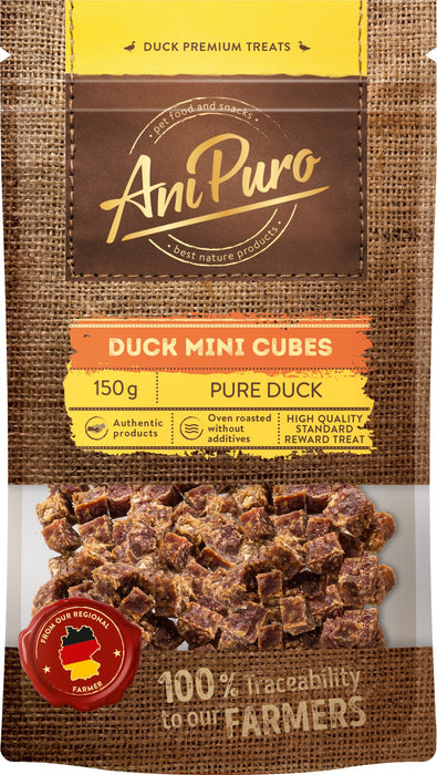 AniPuro Duck Mini Cubes 150 g