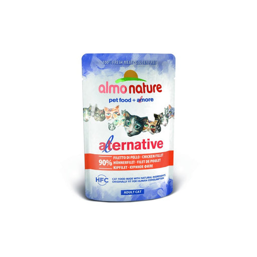 Almo Nature Alternative Kanafilee 24 x 55g
