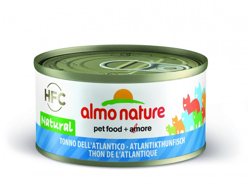 Almo Nature HFC Natural Atlantin tonnikala 70 g